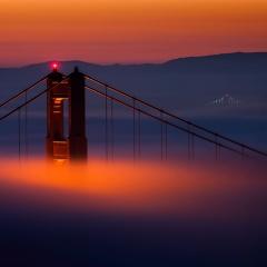 Echoes in Fog